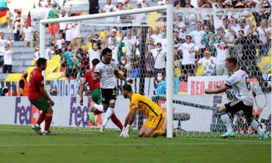Νέο αυτογκόλ η Πορτογαλία, προβάδισμα η Γερμανία!