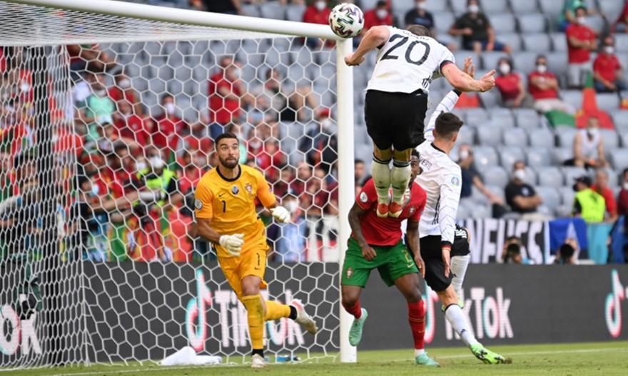 Πορτογαλία-Γερμανία 2-4: Τα highlights του ματς