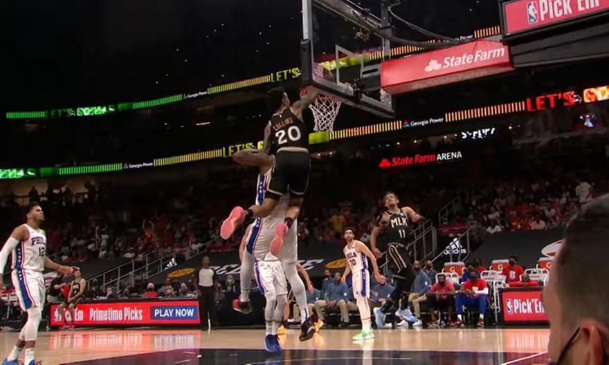 NBA: Το Top 10 της βραδιάς