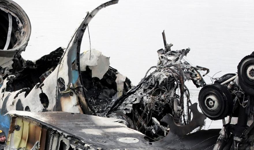 Ρωσία: Τουλάχιστον 7 νεκροί από συντριβή αεροσκάφους