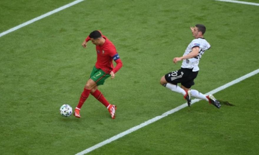 Προβάδισμα για Πορτογαλία, γράφει... ιστορία ο Ρονάλντο