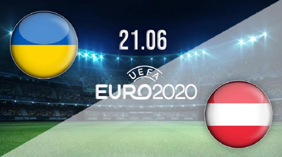 Ουκρανία-Αυστρία (21/06, 19:00)