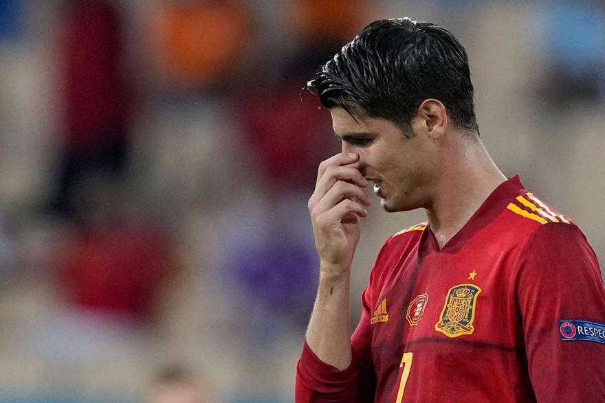 Euro 2020 - Ισπανία: Απάντησε στην κριτική ο Μοράτα
