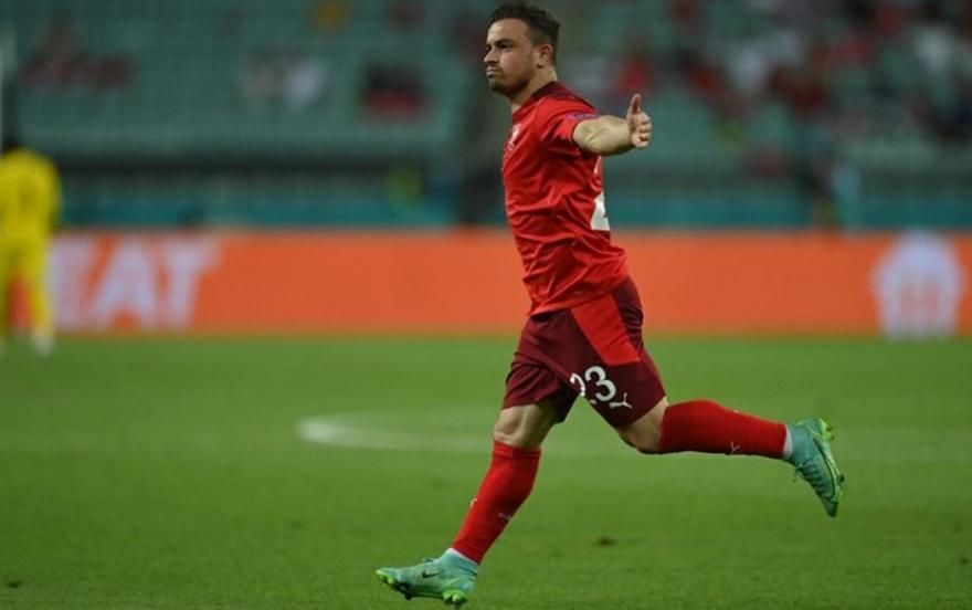 Ελβετία-Τουρκία: 3-1