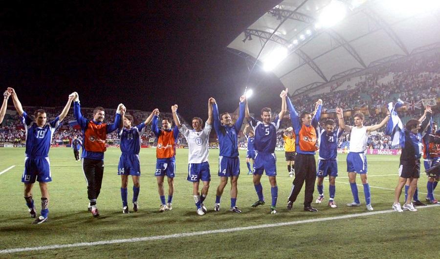 Ρωσία-Ελλάδα: Η πιο γλυκιά ήττα της Εθνικής