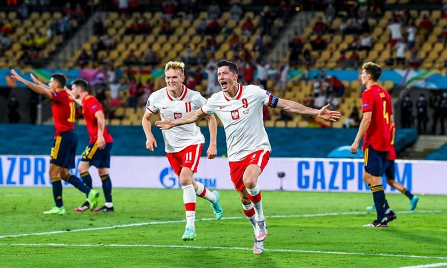 Ισπανία-Πολωνία: 1-1