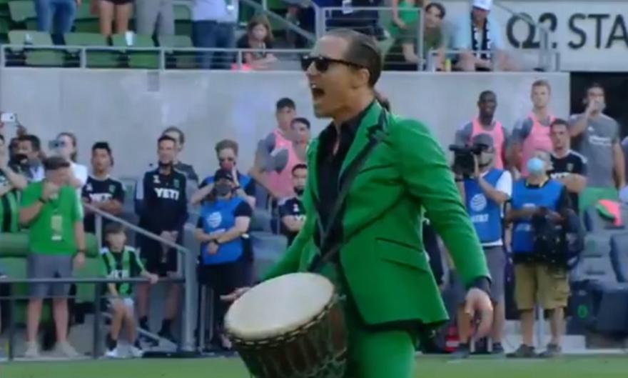 MLS: Ο ΜακΚόναχι οργάνωσε την κερκίδα του Όστιν!