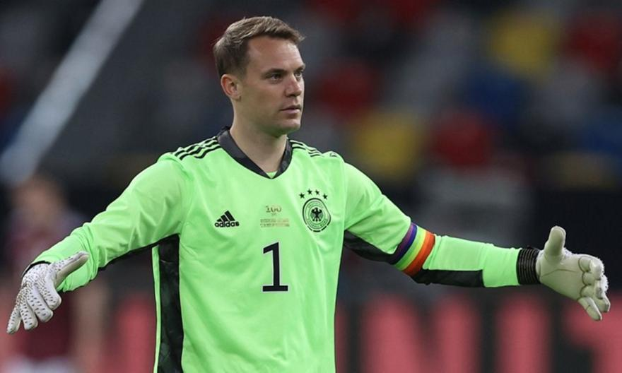 UEFA: Δεν θα τιμωρήσει τον Νόιερ