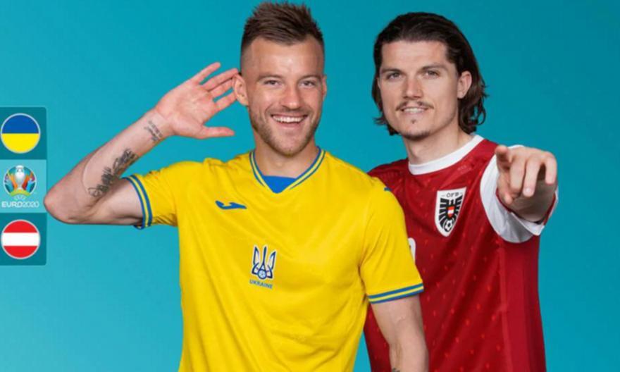 Ουκρανία-Αυστρία: «Τελικός» για τη δεύτερη θέση