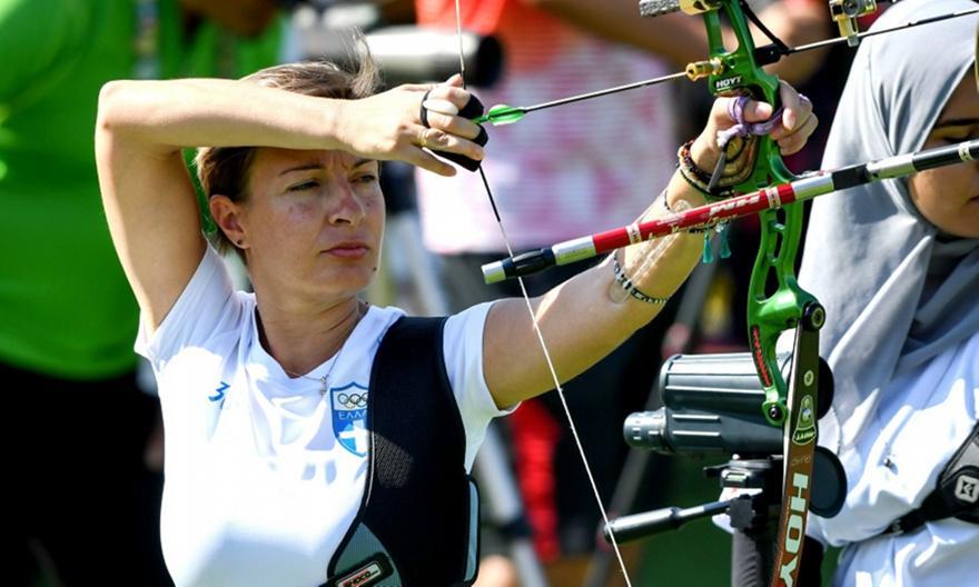 Ψάρρα: Ιστορική πρόκριση στους Ολυμπιακούς Αγώνες