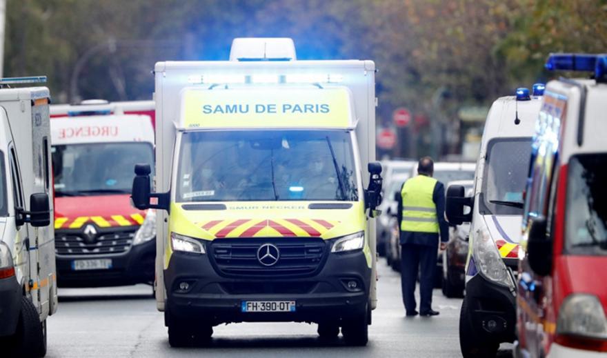 Γαλλία: Τρεις τραυματίες από την κατάρρευση δύο κτιρίων