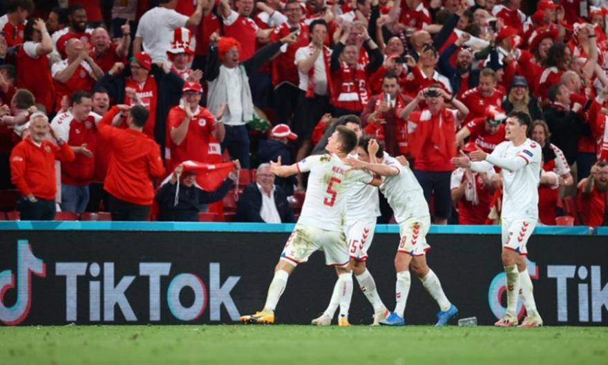 Ρωσία-Δανία 1-4