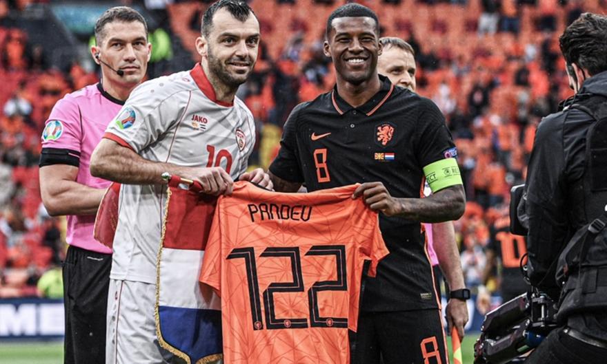 Βόρεια Μακεδονία-Ολλανδία: Τιμήθηκε ο Πάντεφ - Ποδόσφαιρο - Euro 2020 |  sport-fm.gr: bwinΣΠΟΡ FM 94.6