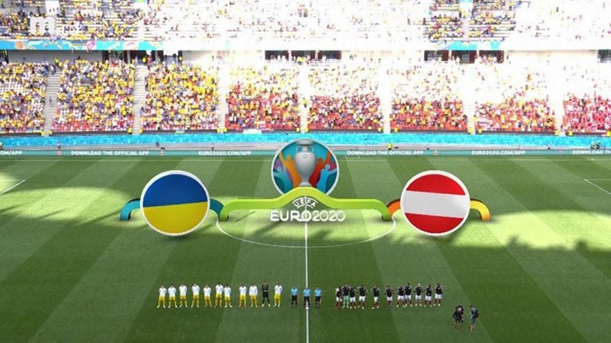 Ουκρανία-Αυστρία: Τα highlights του αγώνα