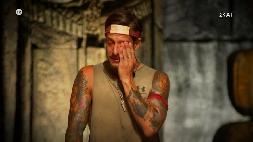 Survivor: Ο Ηλίας για ατύχημα που τον είχε αφήσει σε κώμα