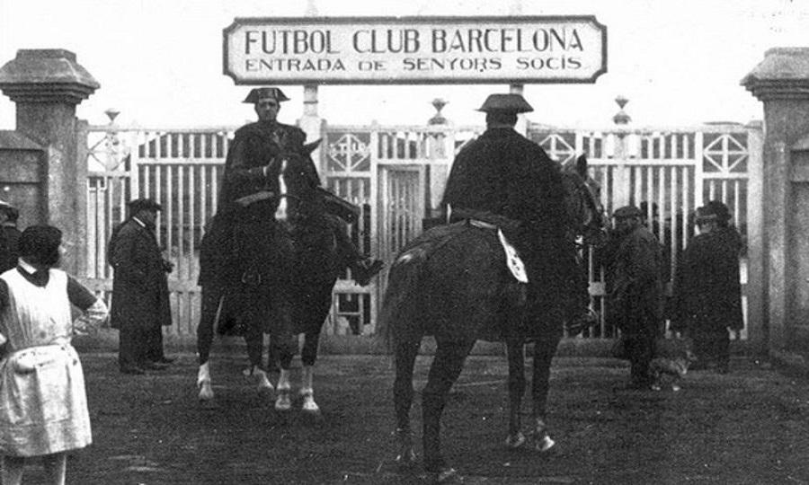 Μπαρτσελόνα: Όταν η δικτατορία έβαλε λουκέτο στο γήπεδό της