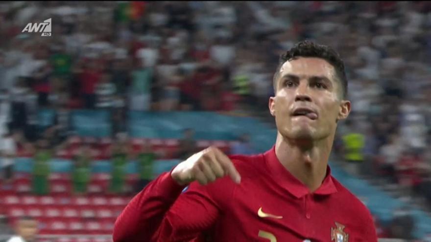 Πορτογαλία-Γαλλία: 109 γκολ ο Ρονάλντο, όσο ο Αλί Νταεΐ
