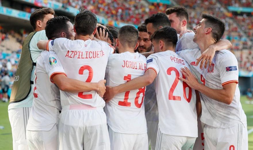 Την Ισπανία δεν θα την ξεγράφεις... Την Ισπανία!