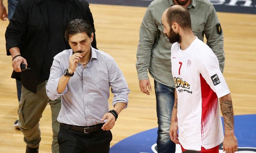 Γιαννακόπουλος: «Μιλάμε με τον Σπανούλη»
