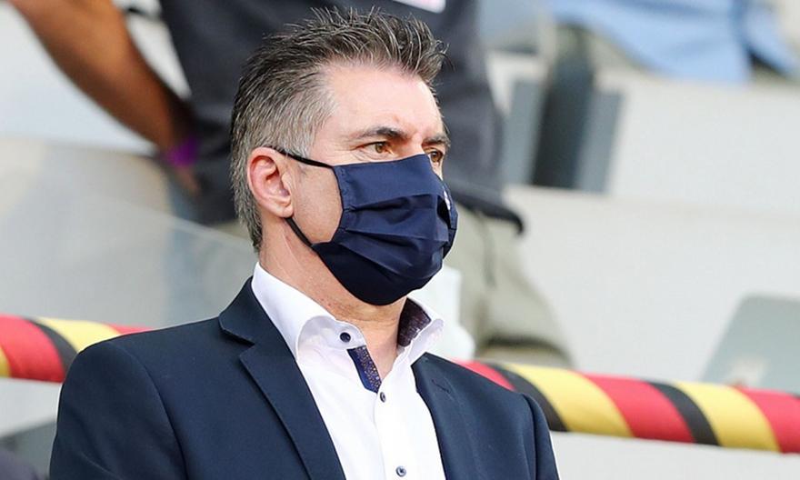 Ζαγοράκης: Διάβημα στην UEFA για τη Β. Μακεδονία