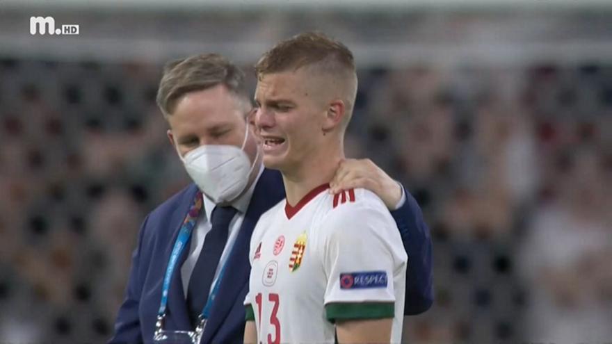Γερμανία-Oυγγαρία: Λύγισε ο Σάφερ μετά τη λήξη