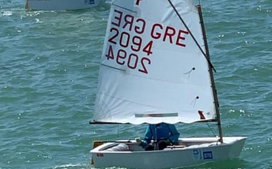 Ευρωπαϊκό Πρωτάθλημα Όπτιμιστ: Στην 9η θέση ο Κυφίδης