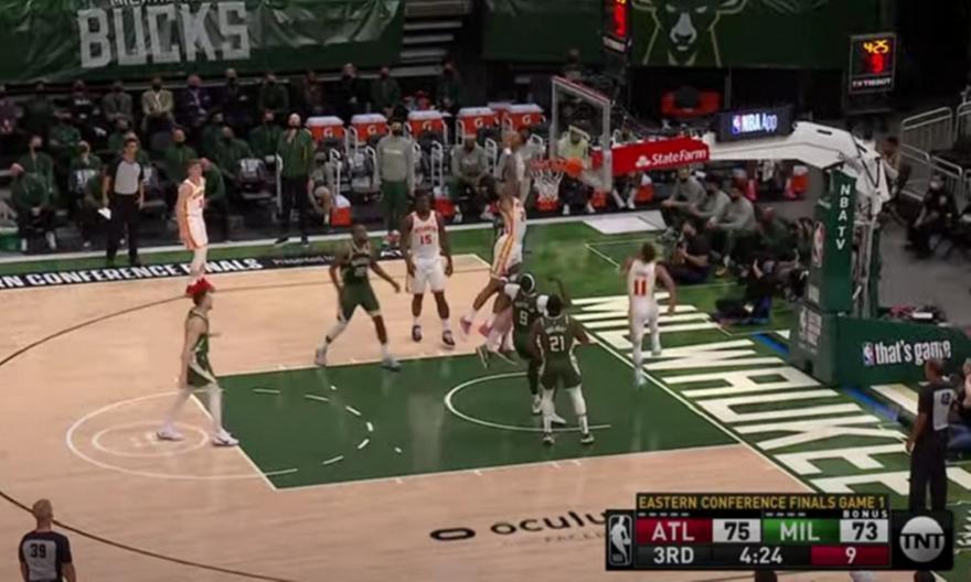 NBA: Το Top 5 της ημέρας