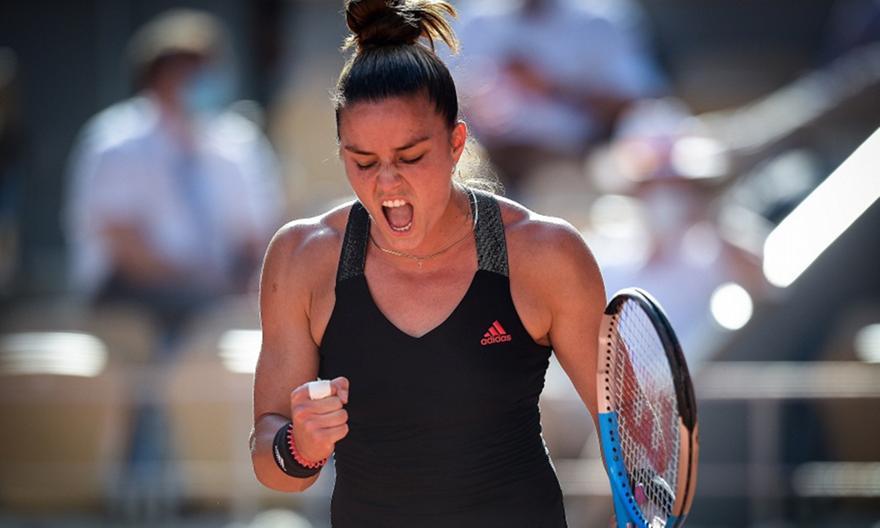 Wimbledon: Ξεκινάει με Ρους η Σάκκαρη
