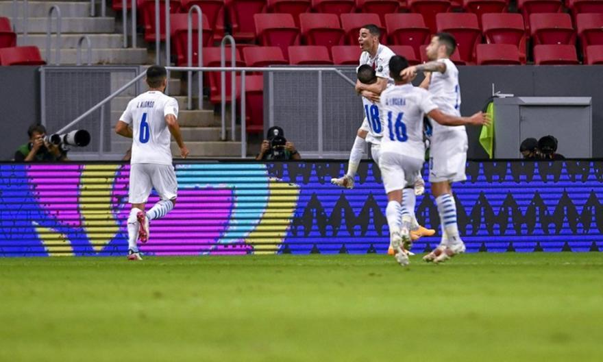 Χιλή-Παραγουάη 0-2