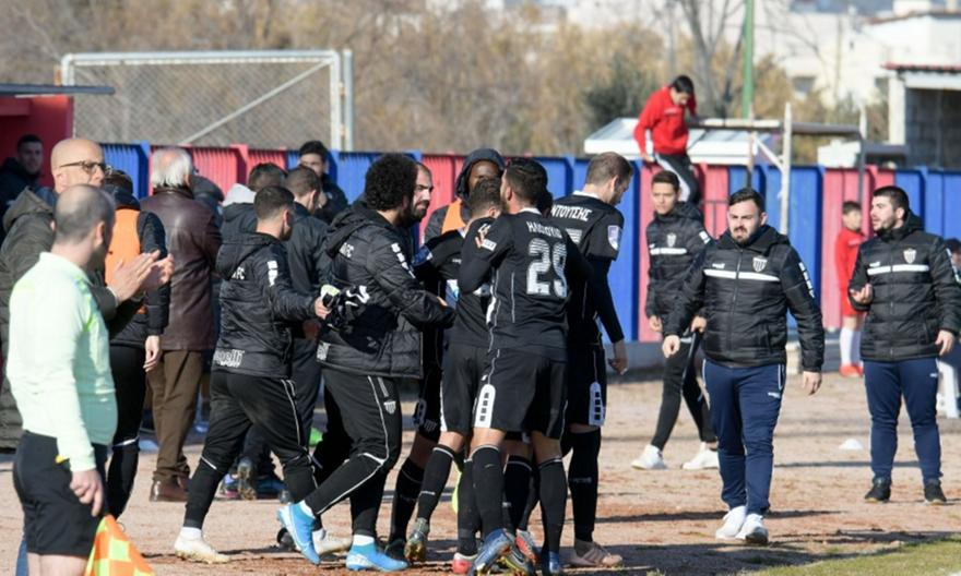 Καλαμάτα-Ιάλυσος: Το 1-0 της «μαύρης θύελλας» με Μαρκόφσκι