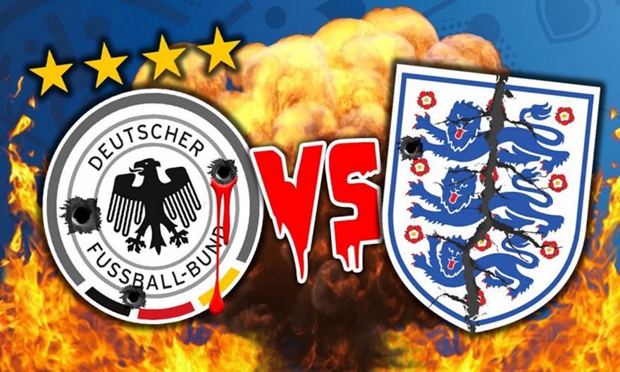 Αγγλία-Γερμανία: 10 επικές αναμετρήσεις ανάμεσα στους δύο... αιώνιους εχθρούς!