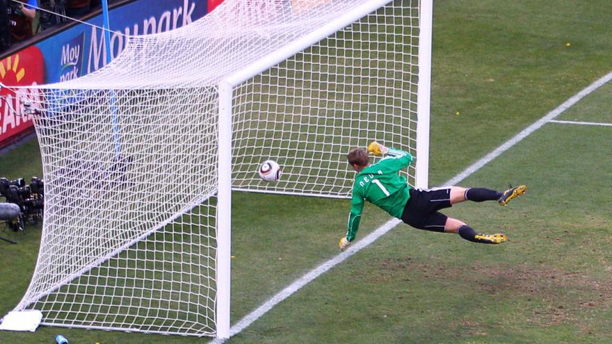 Η κλοπή που σημάδεψε τα ματς Γερμανία-Αγγλία