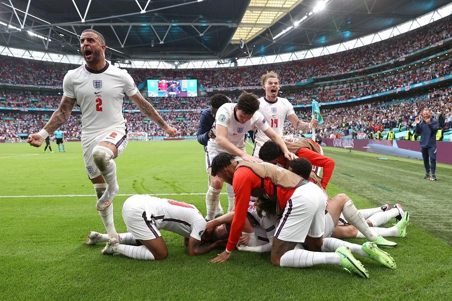 Αγγλία-Γερμανία 2-0