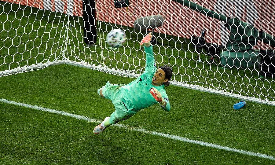Γιαν Ζόμερ: Ποιος είναι ο... penalty killer της Ελβετίας!