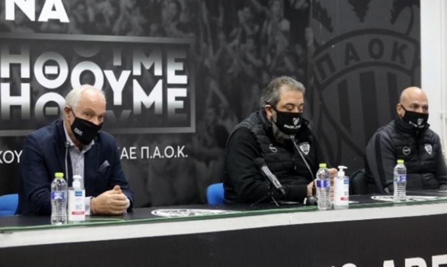 Νέος πρόεδρος ο Χατζόπουλος στην ΚΑΕ ΠΑΟΚ