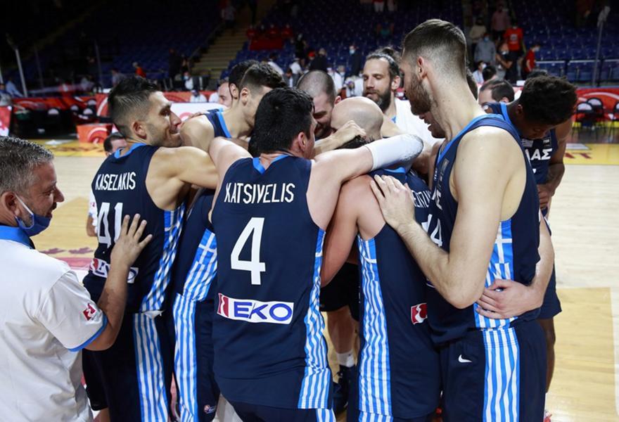 Προολυμπιακό: Η ώρα του ημιτελικού Ελλάδα-Τουρκία