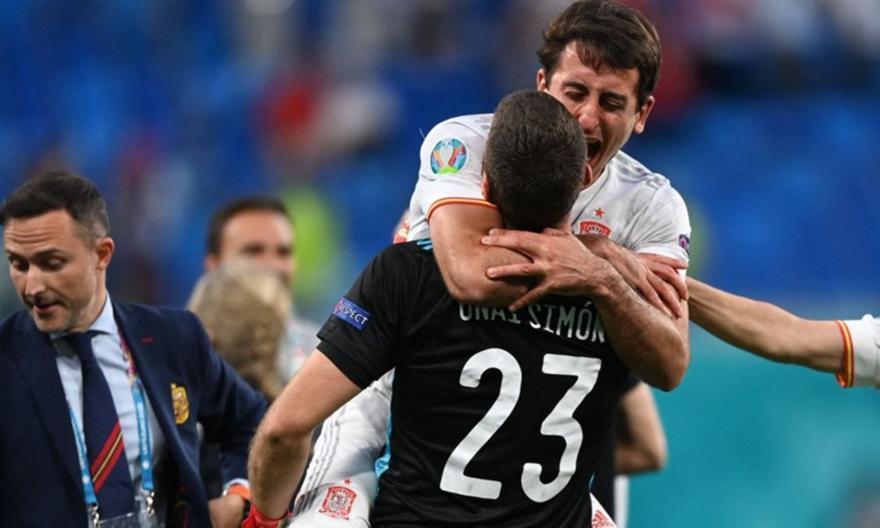 Λύγισε τον... μυθικό Ζόμερ και έφυγε για τα ημιτελικά η Ισπανία!