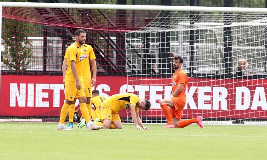 Φέγενορντ-ΑΕΚ: 3-1