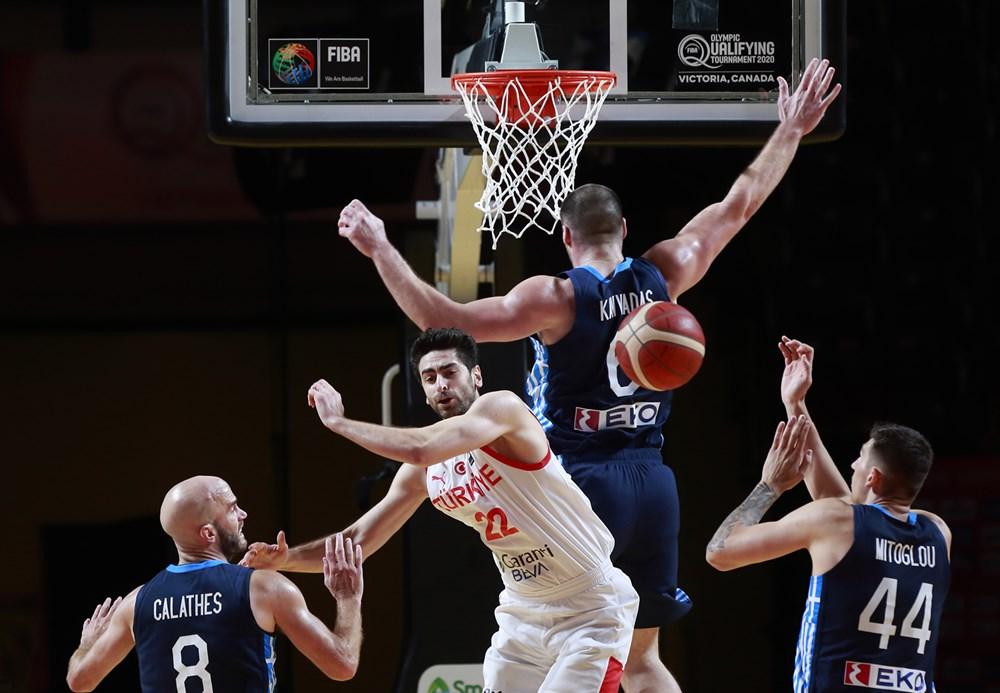 Τουρκία-Ελλάδα 63-81