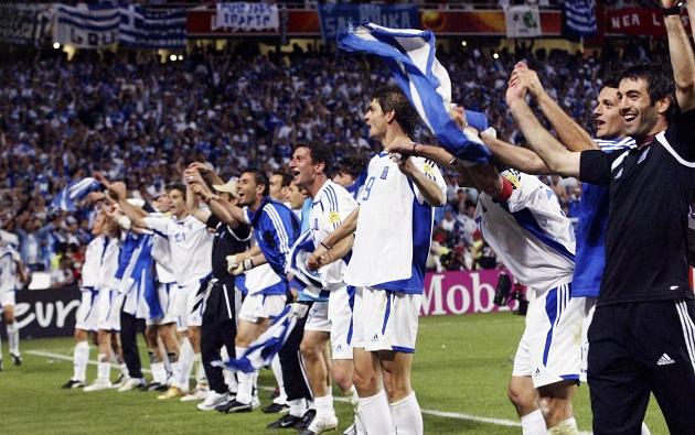 Σαν σήμερα: Οταν η Ελλάδα πήρε το Euro 2004!