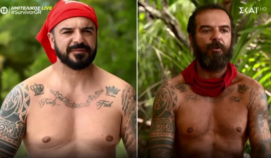 Survivor: Οι μεταμορφώσεις των παικτών πριν και μετά