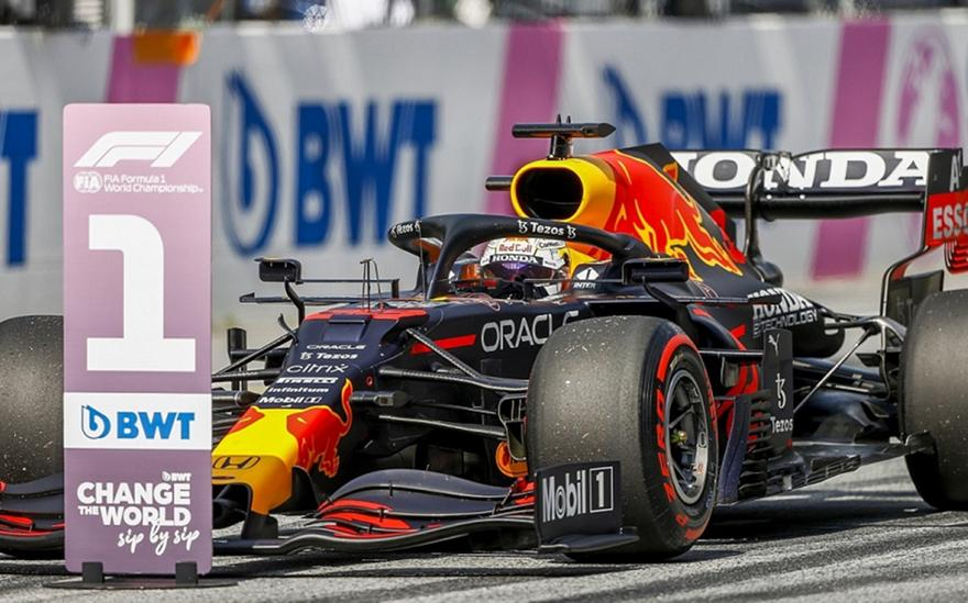 Formula 1-Grand prix Αυστρίας: Ασταμάτητος ο Φερστάπεν