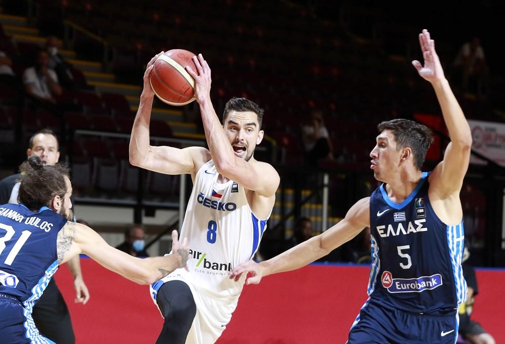 Τσεχία-Ελλάδα 97-72