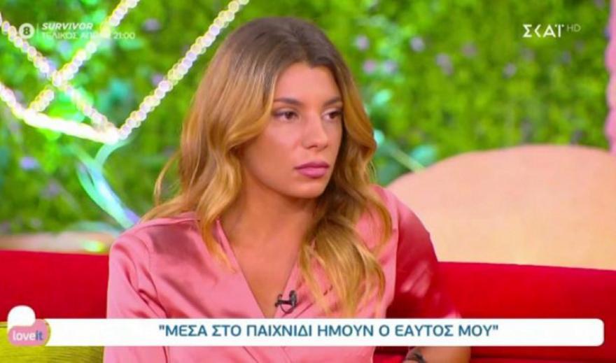Μαριαλένα Ρουμελιώτη: Γιατί δάκρυσε για τον Γιώργο Λιβάνη
