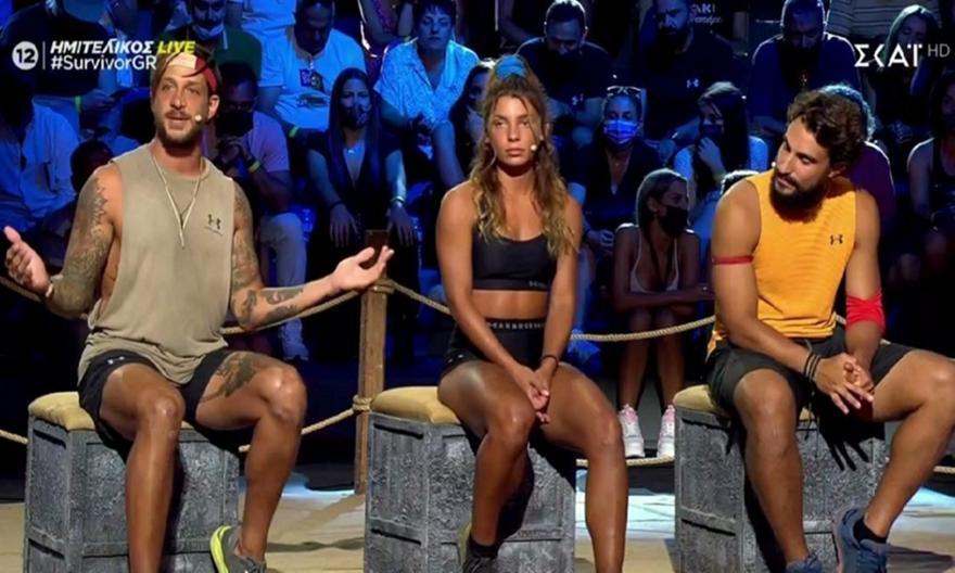 Survivor: Σάκης Κατσούλης και Ηλίας Μπόγδανος στον τελικό!