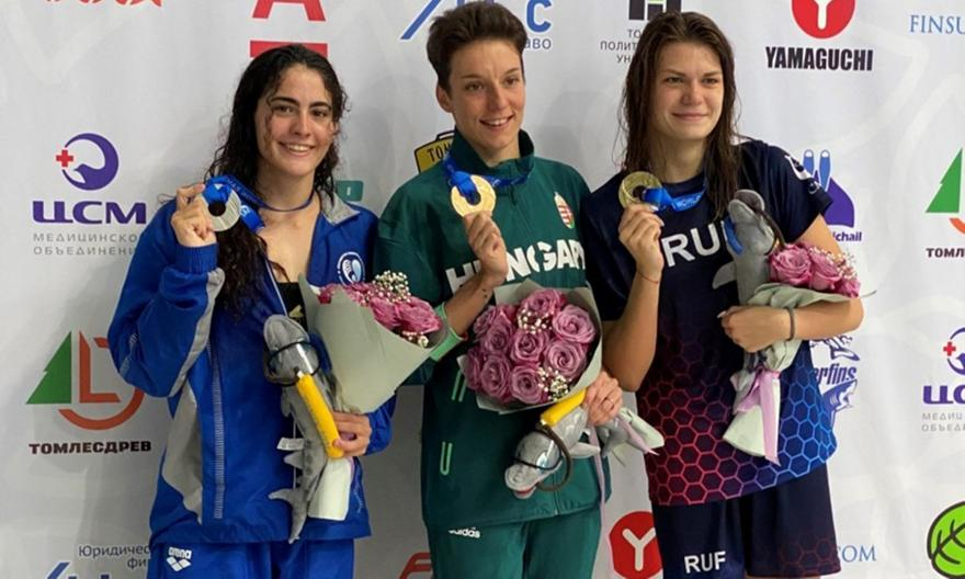 «Χρυσός» ο Καλαϊτζόπουλος στο Παγκόσμιο τεχνικής κολ.