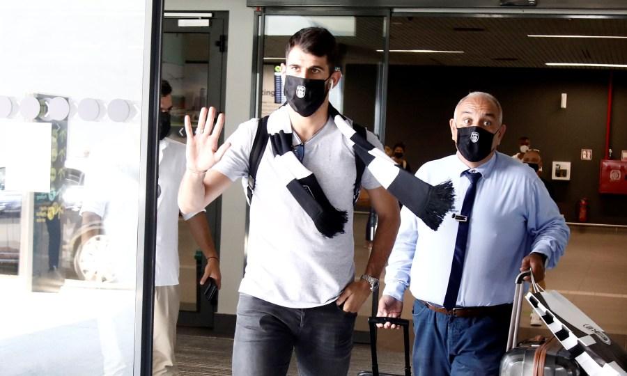 ΠΑΟΚ: Στη Θεσσαλονίκη ο Ολιβέιρα