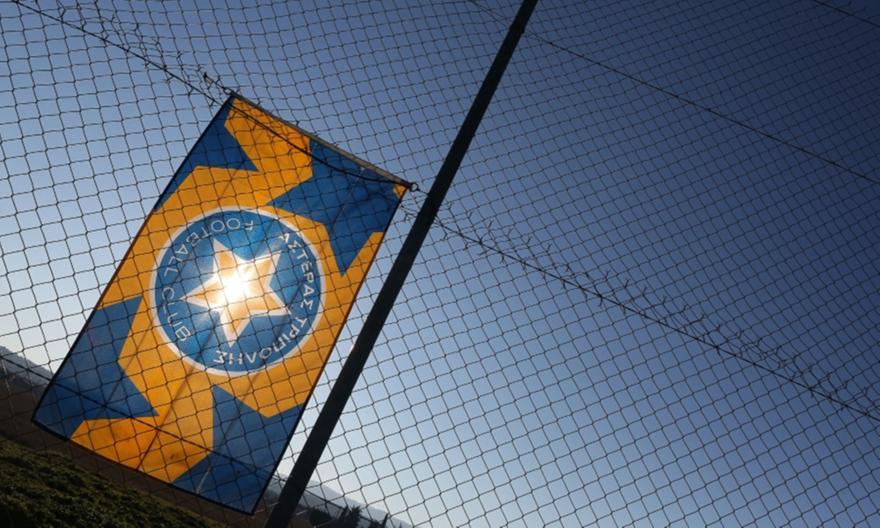 Αστέρας Τρίπολης: Ματαιώθηκε το φιλικό με την Ανόρθωση