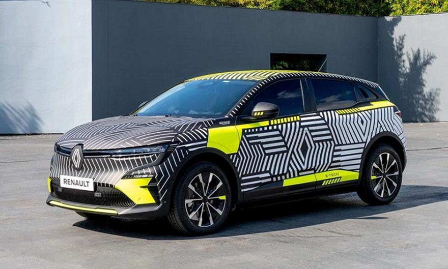 Renault: Διεθνή Έκθεση Αυτοκινήτου του Μονάχου 2021