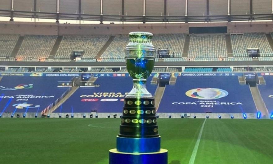 Copa America: Με 4.400 θεατές ο τελικός!